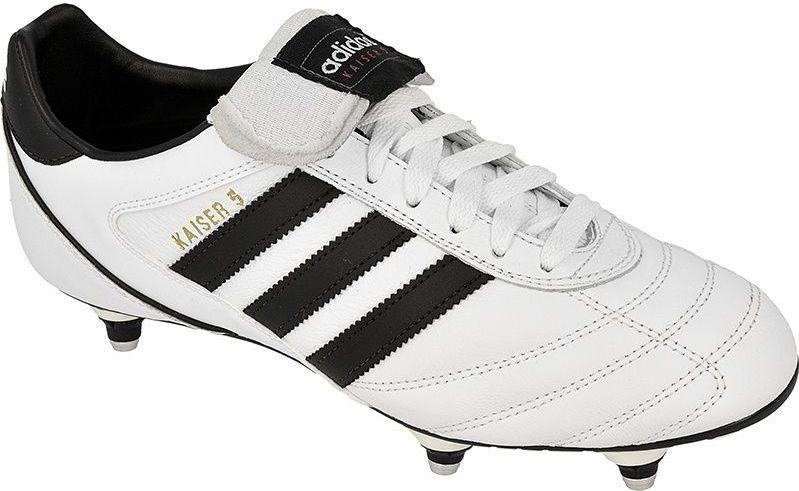 Adidas Buty piłkarskie Kaiser 5 Cup białe r. 44 23 (B34256) ID produktu: 1371465