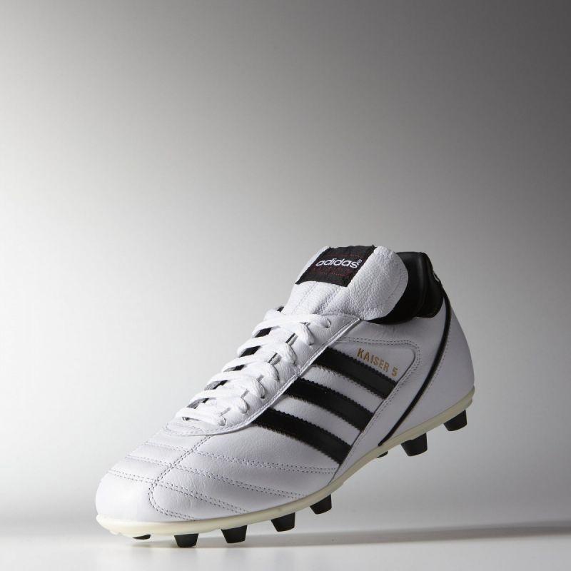 cheaper dc0a9 932b1 Adidas Buty piłkarskie Kaiser 5 Liga FG M B34257 Białe r. 43 1 3 w  Sklep-presto.pl