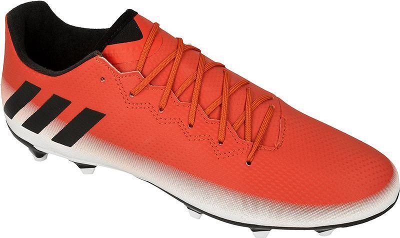 Adidas Buty piłkarskie Messi 16.3 FG M Czerwone r. 40 23 (BA9020) ID produktu: 1371652
