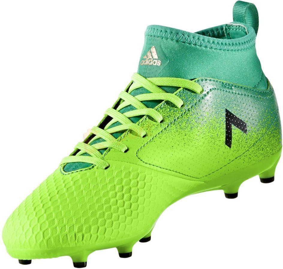Adidas Buty piłkarskie ACE 17.3 PRIMEMESH FG zielone r. 42 2