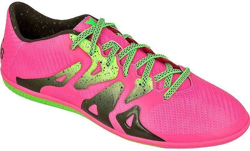 e9dff924 Adidas Buty halowe X 15.3 IN M Różowe r. 42 (S74646) w Sklep-presto.pl