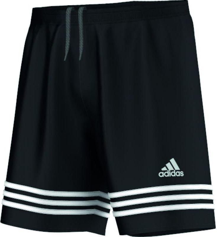 Adidas Spodenki piłkarskie męskie Entrada 14 czarno białe r. XL (F50632) ID produktu: 1373899