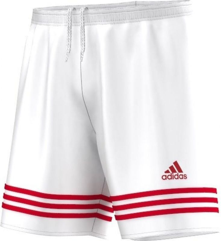 bf986e4e51 Adidas Spodenki juniorskie Entrada 14 Junior białe r. 128 (F50636) w ...