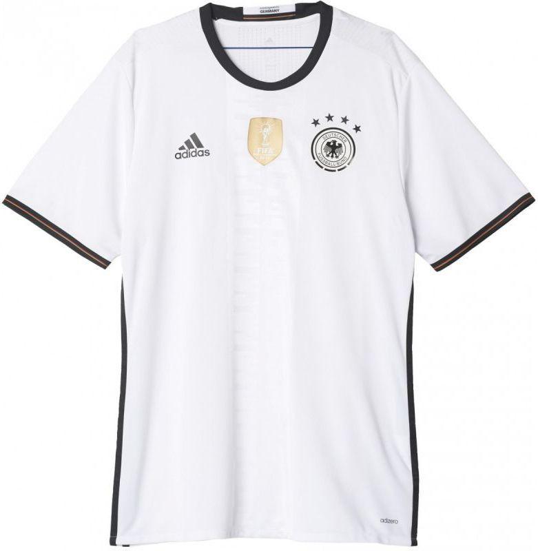 777c62ce8 Adidas Koszulka piłkarska Niemcy/Germany DFB Home Authentic biała r. L w  Sklep-presto.pl
