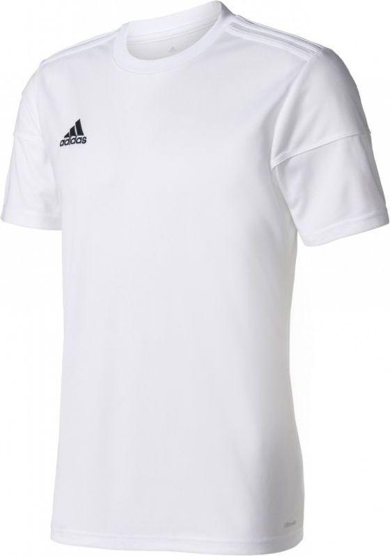 Adidas Koszulka piłkarska Squadra 17 biała r. L ID produktu: 1374500