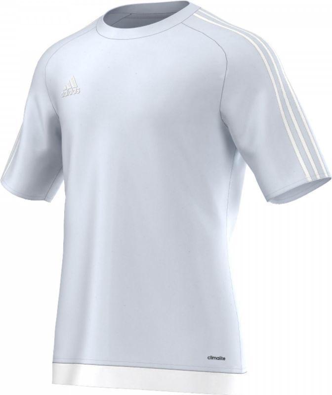 Adidas Koszulka piłkarska Estro 15 szaro biała r. XXL (S16151) ID produktu: 1375111