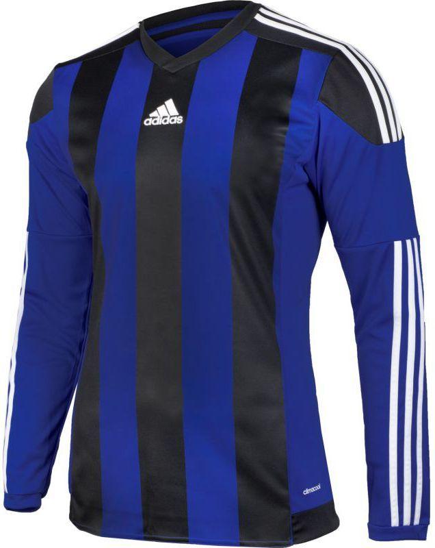 e82d8f2d5851b1 Adidas Koszulka piłkarska Striped 15 Long Sleeve M w Sklep-presto.pl