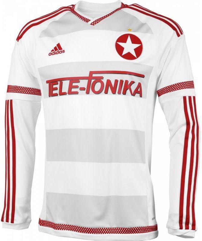 Adidas Koszulka męska Wisła Kraków biała r. XL ID produktu: 1375237