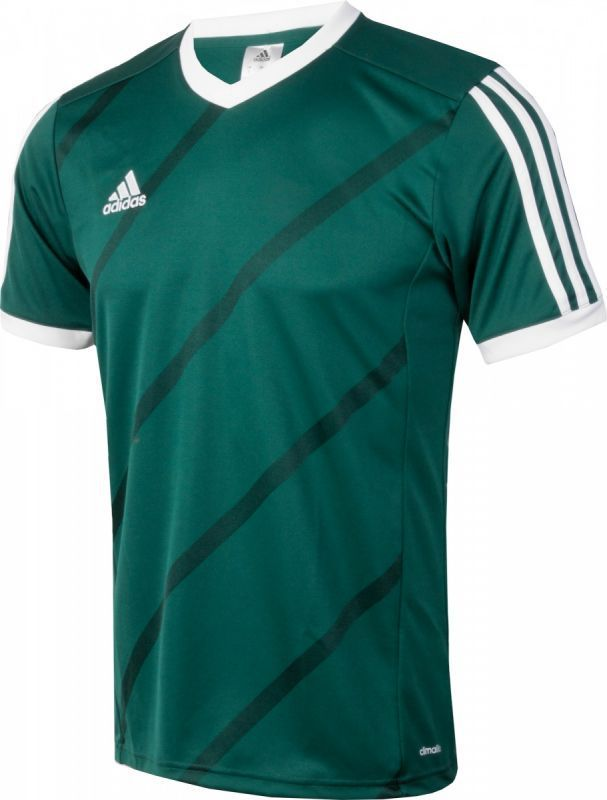 ddb35cc9a6518 Adidas Koszulka piłkarska Tabela 14 Junior zielono-biała r. 152 (F84837)