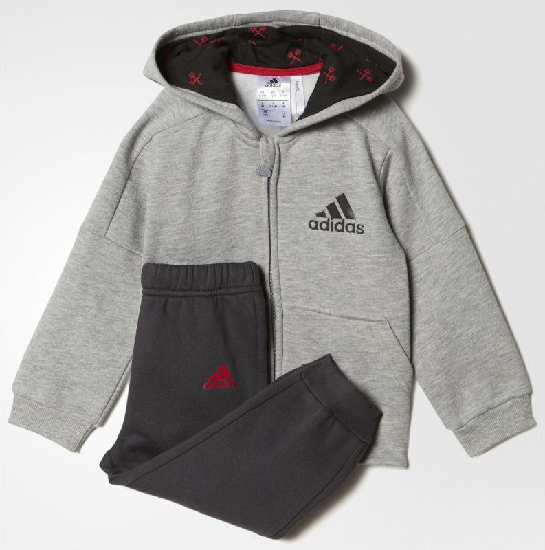 Kurtka adidas Originals Manchester United Windbreaker Czarno czerwona