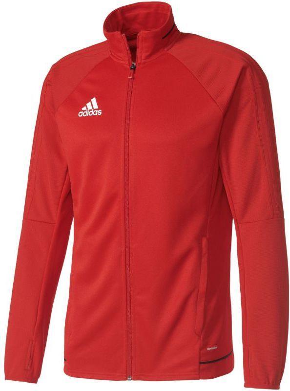 Adidas Bluza treningowa Tiro 17 Czerwona, Rozmiar M (BQ2710*M) ID produktu: 1376562