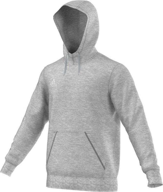 tania wyprzedaż wspaniały wygląd oficjalny sklep Adidas Bluza treningowa Core 15 Szara, Rozmiar M (S22336*M) ID produktu:  1376616