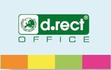 D.Rect Zakładki indeksujące papierowe kartonik (240518) 1