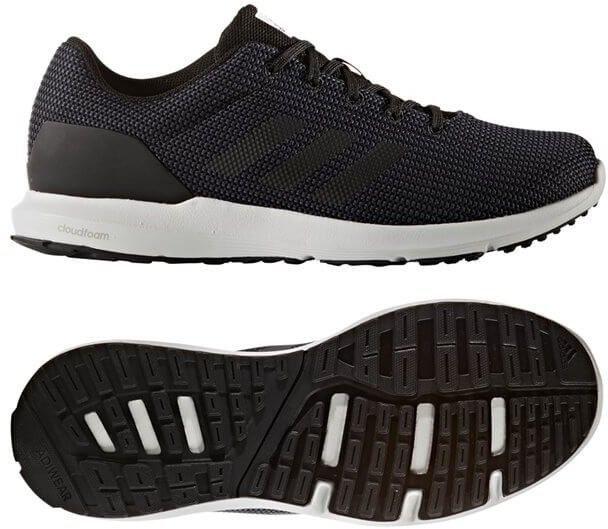 Adidas Buty biegowe Cosmic czarne r. 49 13 (BB4344) ID produktu: 1378201