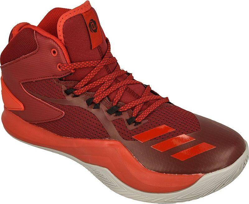 Adidas Buty męskie Derrick Rose Dominate IV czerwone r. 48 (BB8179) ID produktu: 1378466