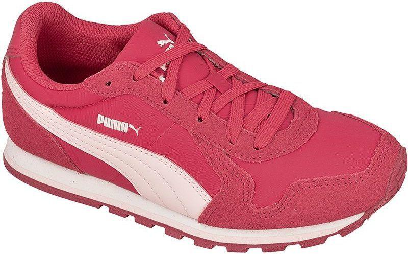Puma Buty dziecięce ST Runner NL Jr różowe r. 34.5 (35877010) ID produktu: 1379415