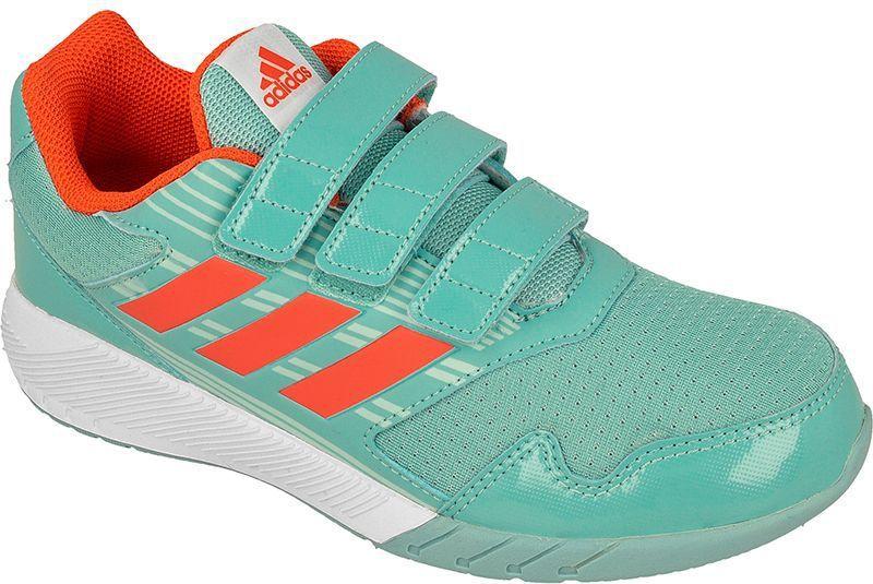 Adidas Buty juniorskie AltaRun CF Jr miętowe r. 31 (BA9416) ID produktu: 1379518