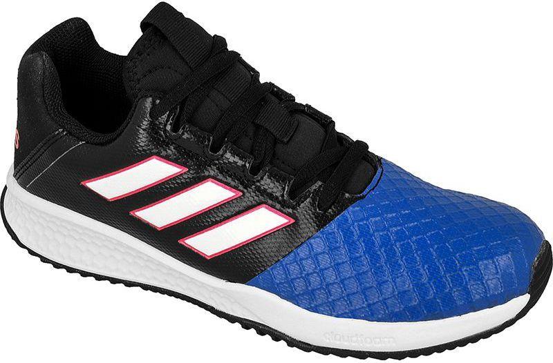 Adidas Buty piłkarskie Rapida Turf Ace Jr czarno niebieskie r. 33 (BA9694) ID produktu: 1379800