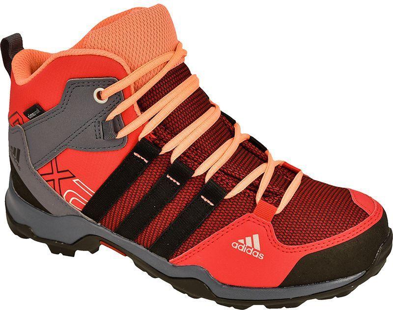 Adidas Buty trekkingowe adidas AX2 ClimaProof MID Shoes Jr AQ4127 AQ4127*35 ID produktu: 1380365