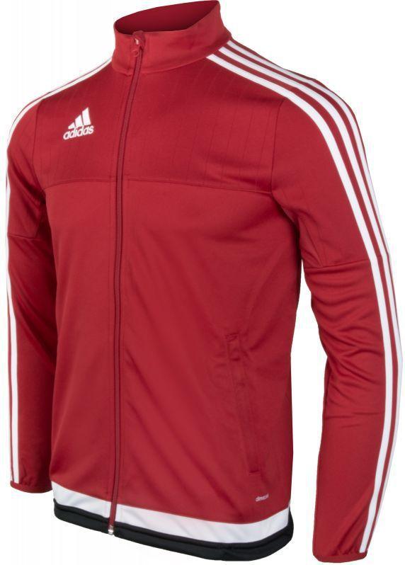 całkiem miło 2018 buty dobra sprzedaż Adidas Bluza juniorska Tiro 15 Training Jacket Junior czerwona r.152  (M64059*152) ID produktu: 1380655