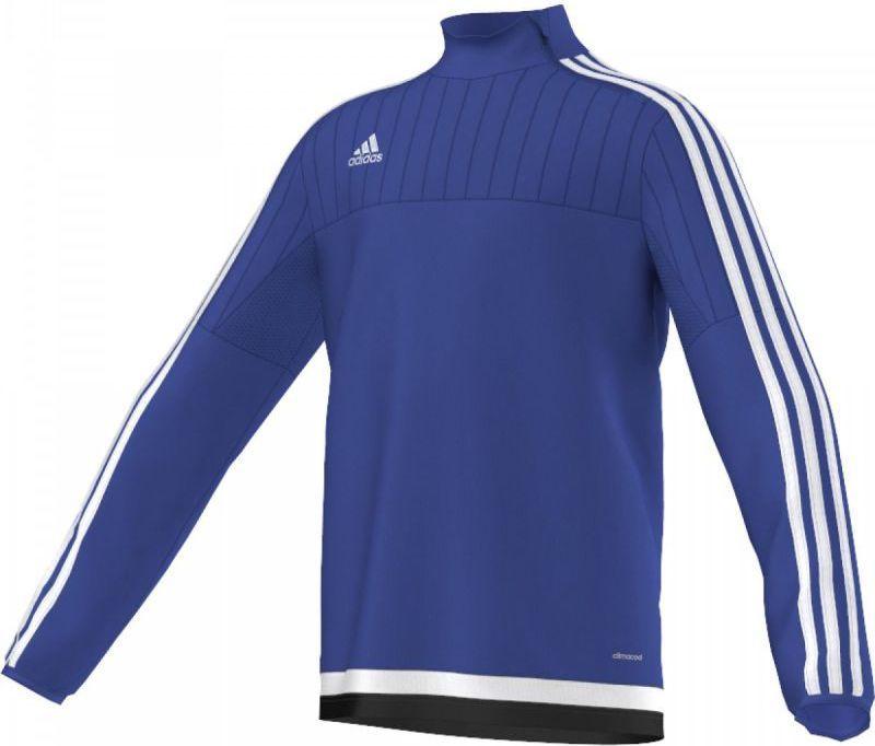 Adidas Bluza juniorska Tiro 15 Junior niebieska r.140