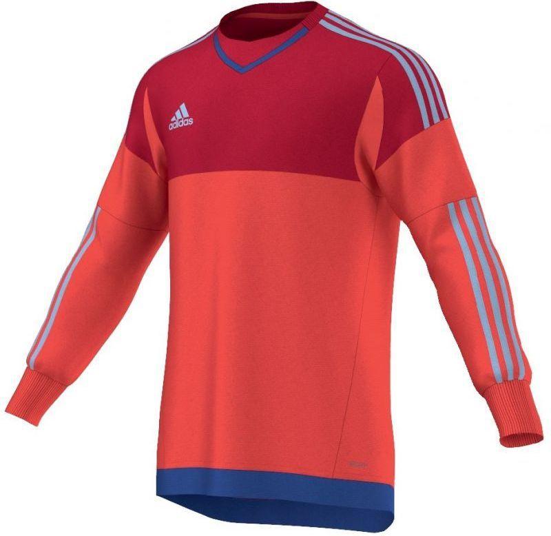 kod promocyjny sklep internetowy buty do biegania Adidas Bluza bramkarska onore top 15 M Czerwono-pomarańczowo-niebieska r. L  (S29441) ID produktu: 1380729