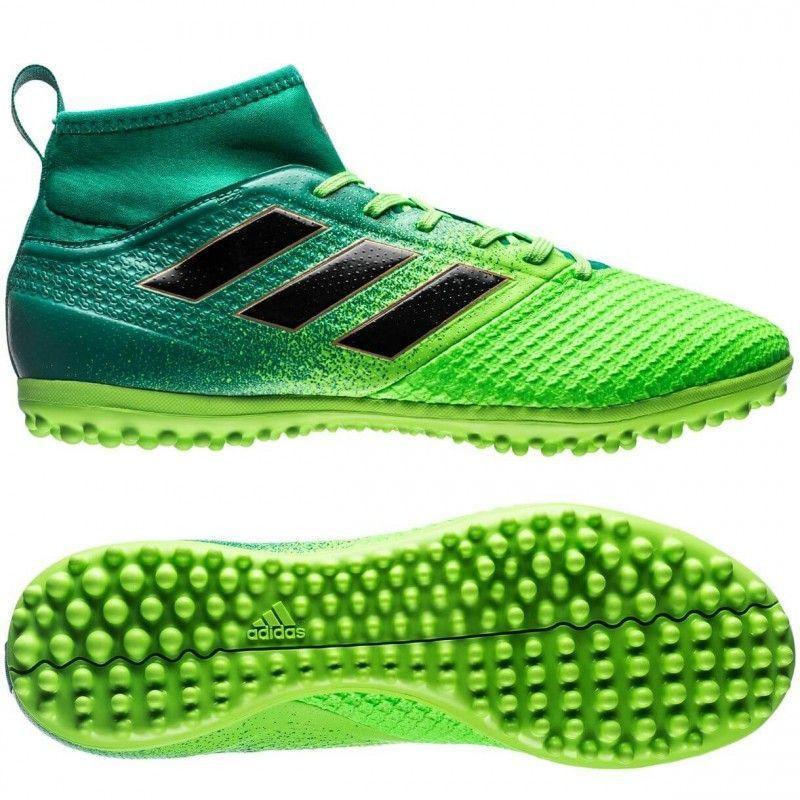 Buty piłkarskie turfy ACE 17.3 Primemesh TF Adidas (zielone)