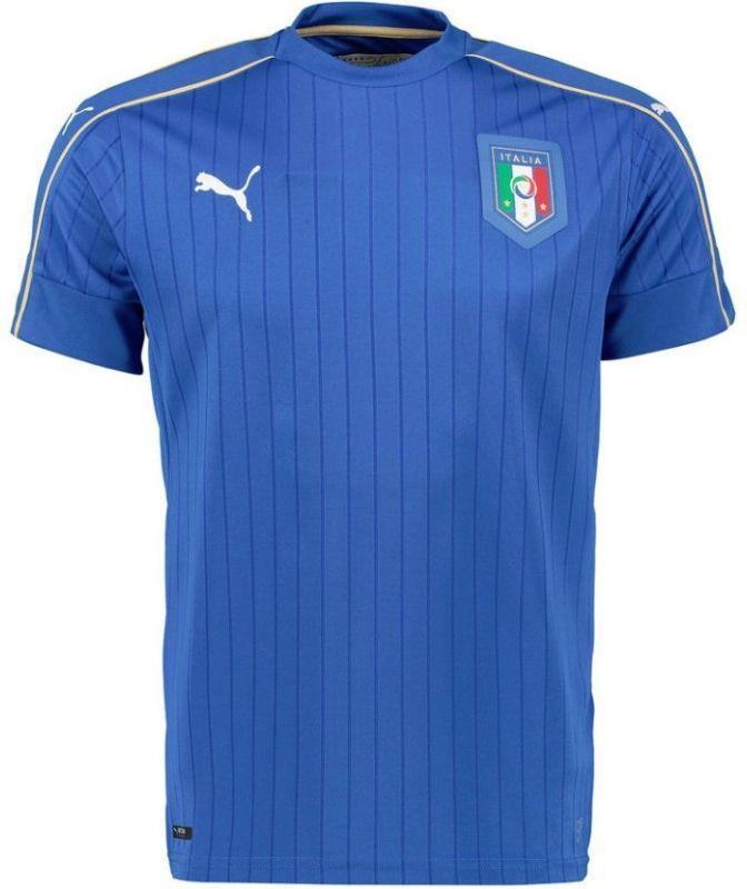 33a5633e3 Puma Koszulka piłkarska Puma Włochy Home Kids 74883301 - 74883301*140 w  Sklep-presto.pl