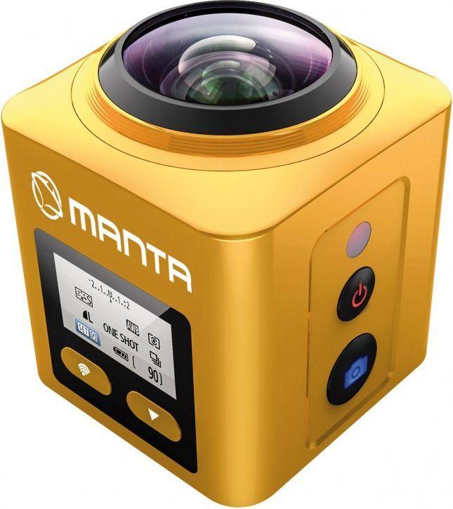 Kamera Manta 360 Degree 4k Sport Camera (MM9360) 1
