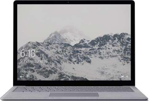 Laptop Microsoft Surface (EUS-00018) 1