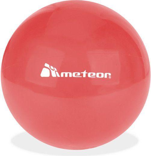 Meteor Piłka do ćwiczeń 20cm czerwona (31166) 1