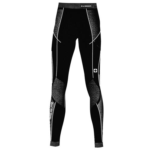 WISSER Spodnie damskie czarno-szare r. S (46033) 1