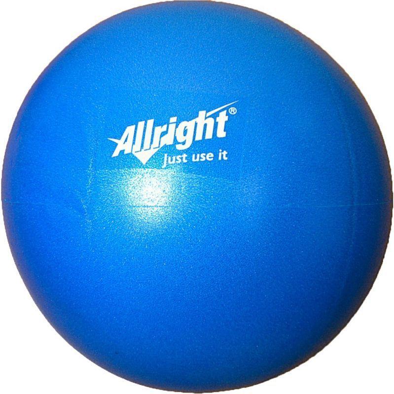 Allright Piłka do ćwiczeń Over Ball 18cm niebieska (FIPG18B) 1