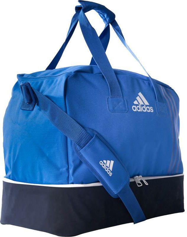 ce091eb77cc02 Adidas Torba sportowa Tiro 17 Team Bag M niebieska (BS4752) w  Sklep-presto.pl