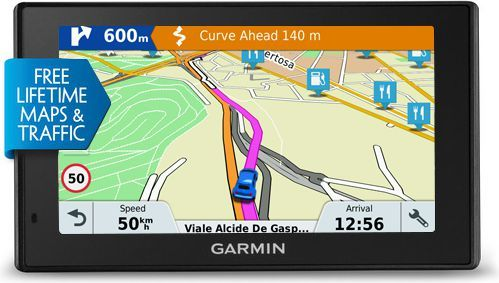 Nawigacja GPS Garmin DriveSmart 51 LMT-S Europa (010-01680-17) 1