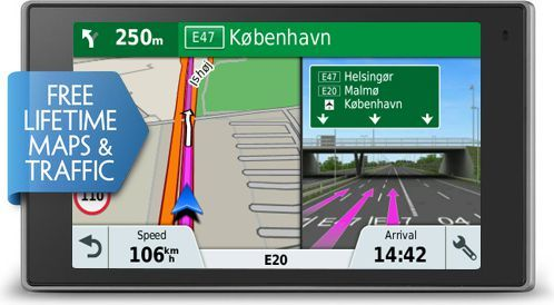 Nawigacja GPS Garmin DriveLuxe 51 LMT-S Europa (010-01683-17) 1