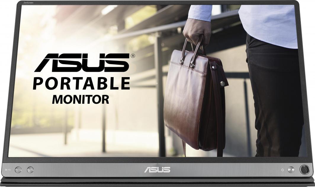 Monitor Asus ZenScreen MB16AC (90LM0381-B01170) 1