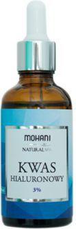 Mohani Trójaktywny kwas hialuronowy - żel 3% 50 ml 1