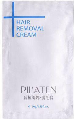 Pilaten Hair Removal Cream krem do depilacji 10g 1