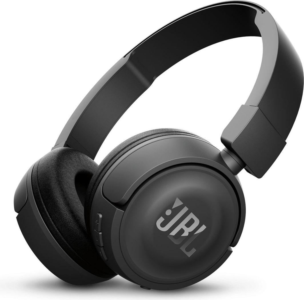 Słuchawki JBL T450BT czarne ID produktu: 1410848