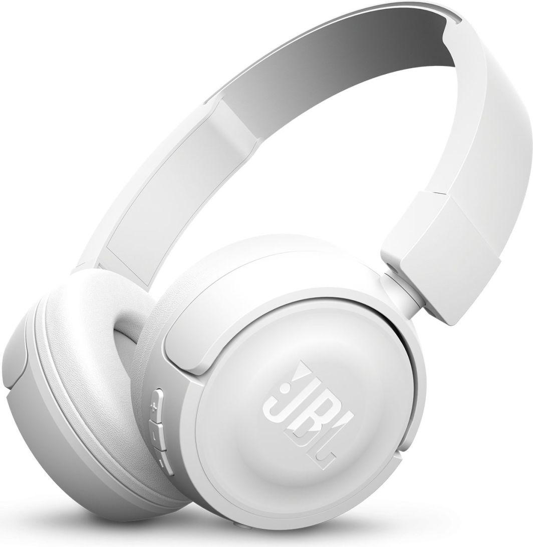 Słuchawki JBL T450BT białe 1