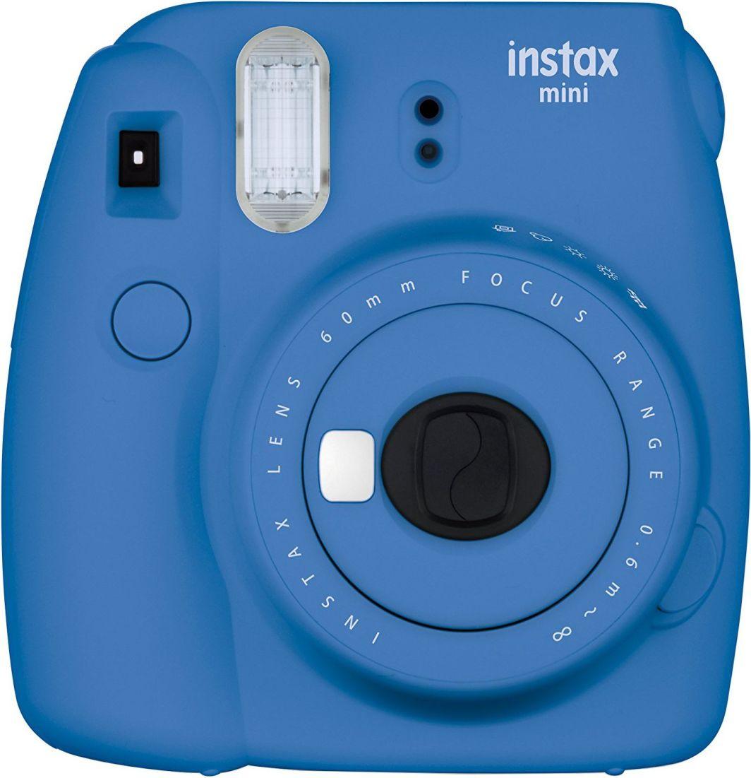 Aparat cyfrowy Fujifilm Instax mini 9 Ciemnoniebieski (16550564) 1