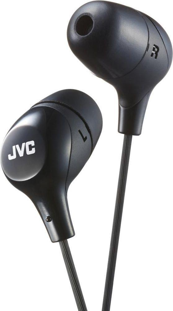 Słuchawki JVC HA-FX38 (HA-FX38-B-E) 1