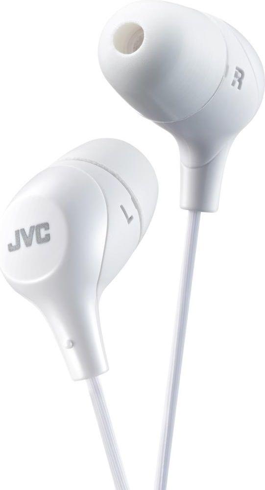 Słuchawki JVC HA-FX38 (HA-FX38-W-E) 1