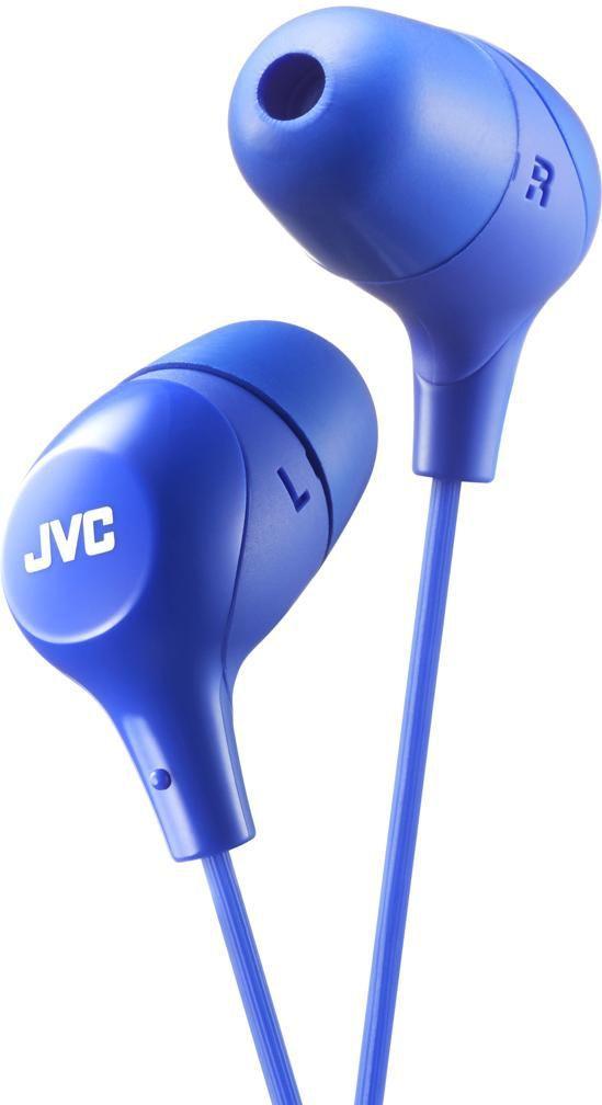 Słuchawki JVC Blue (HA-FX38-A-E) 1