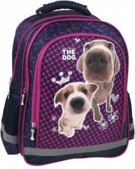 Derform Plecak The Dog fioletowy (244556) 1