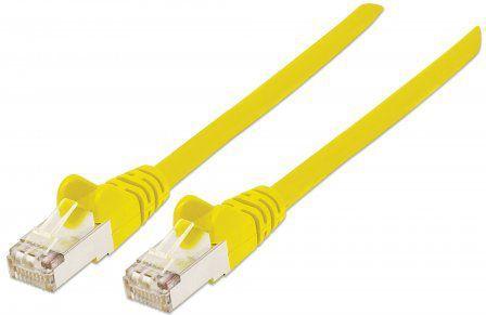 Intellinet Network Solutions Patchcord S/FTP, CAT7, 30m, żółty (741248) 1