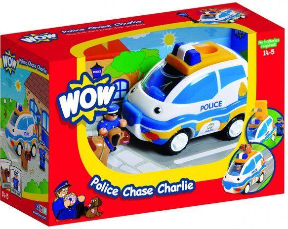 Wow Toys Wóz policyjny Charlie (GXP-577653) 1