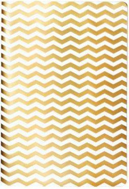 Incood Notes A5 40 kartek Złoty nadruk (WIKR-0003623) 1
