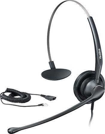 Słuchawki z mikrofonem Yealink YHS33 1